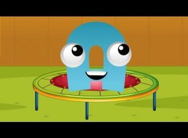 ABC Alphabet Song – İngilizce Çocuk Şarkısı