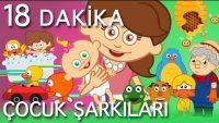 Daha Dün Annemizin ve EN Popüler 10 Anaokulu Çizgi Film Çocuk Şarkısı