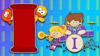 I Harfi – ABC Alfabe – Çocuk Şarkıları