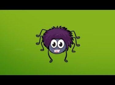Itsy Bitsy Spider – İngilizce Çocuk Şarkısı