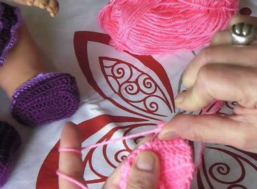 Kolay Bebek Elbisesi Yapılışı ve Anlatımı
