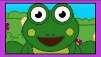 Küçük Kurbağa Çocuk Şarkısı