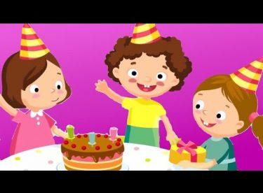 Mutlu Yıllar Sana Şarkısı (Doğum Günün Kutlu Olsun!)