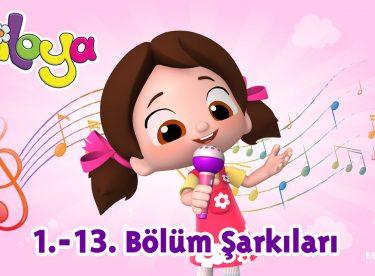 Niloya – 1. – 13. Bölüm Şarkıları – Yumurcak Tv