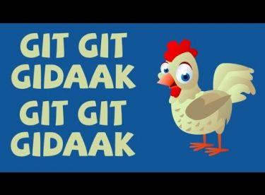 Pazara Gidelim Bir Tavuk Alalım – Çocuklar Söylüyor