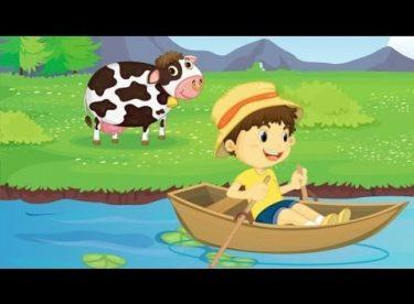Row Row Your Boat – İngilizce Çocuk Şarkısı