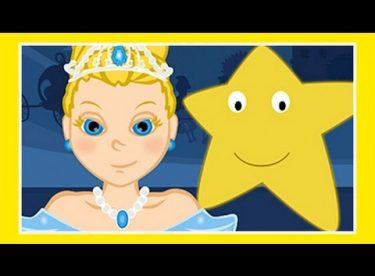 Twinkle Twinkle Little Star (Külkedisi) – Adisebaba İngilizce Çizgi Film Çocuk Şarkıları