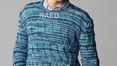 Erkek Kazak Modelleri (El Örgüsü)