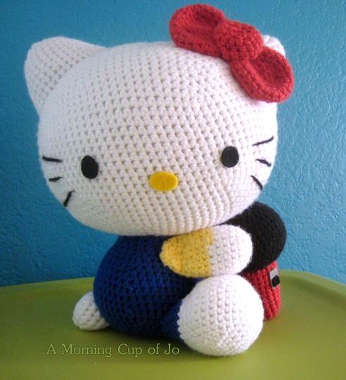 Hello Kitty En Amigurumi : Hello Kitty Amigurumi (?rg? Oyuncak) Modelleri (13 ...