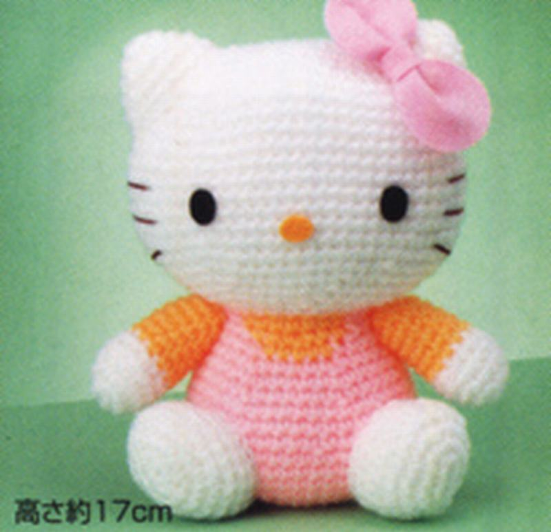Amigurumi Kitty Anleitung : Hello Kitty Amigurumi (?rg? Oyuncak) Modelleri (3) - Can?m ...