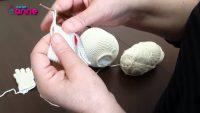 Bebek Baş Yapılışı  Örgü Oyuncak Amigurumi