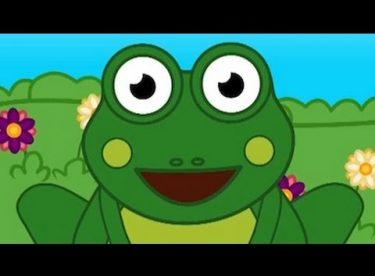 Küçük Kurbağa (Little Froggie) İngilizce Çocuk Şarkısı – Adisebaba Çocuk Şarkıları