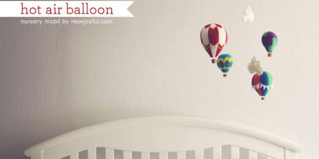 Keçe ile Uçan Balon Yapımı Kendin Yap/DIY