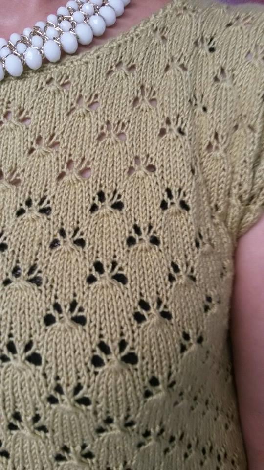 Bayan Yazlık Bluz Yapımı ve Açıklaması (1)
