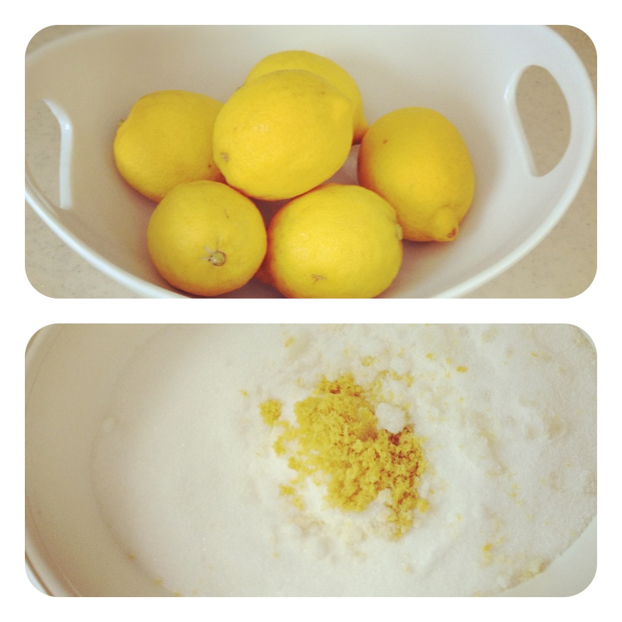 Ev Yapımı Limonata Yapımı