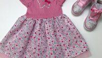 Kız Bebek Elbise Modelleri