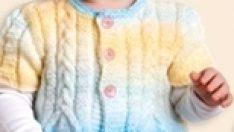 Melek Bebek Yelek Modeli Yapılışı ve Anlatımı