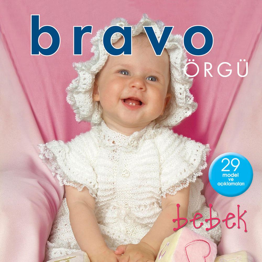 Yeni Bebek Örgü Modelleri