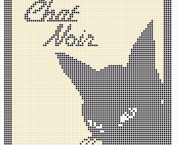 Kanaviçe Kedi (24)