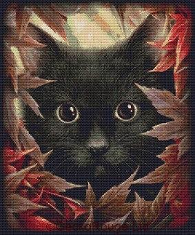 Kanaviçe Kedi (45)