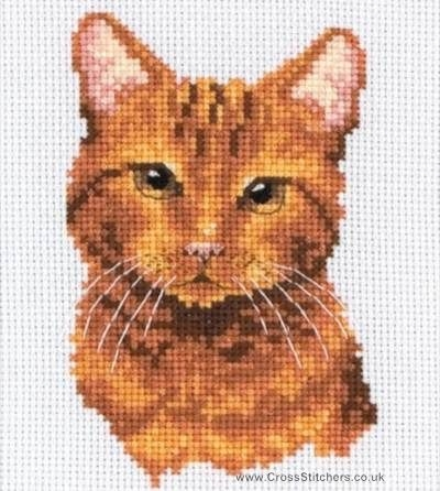Kanaviçe Kedi (84)