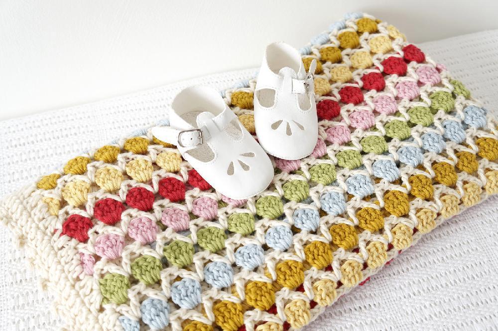 bebek battaniyesi örgü modelleri (137)