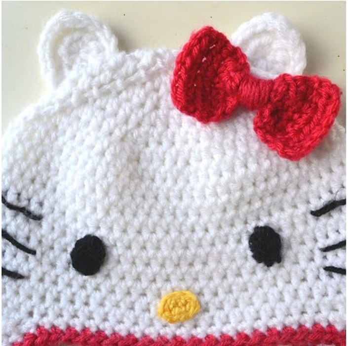 Hello Kitty bebek beresi