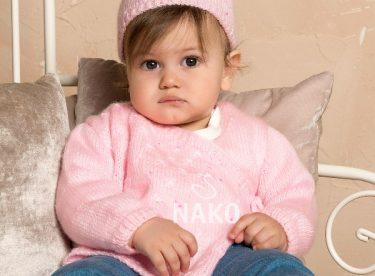 Yeni Bebek Hırkası ve Bere Yapılışı Anlatımlı