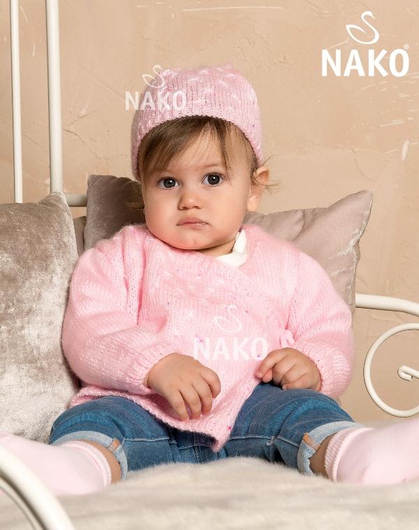 Yeni Bebek Hırkası Modeli Yapılışı Anlatımlı