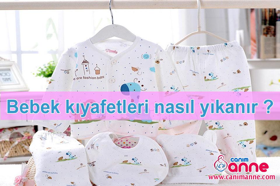 Bebek kıyafetleri nasıl yıkanır Yeni Doğan