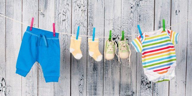 Bebek Kıyafetleri Nasıl Yıkanmalı?