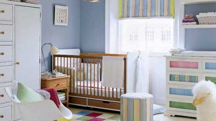 Bebek Odası Dekorasyonu Nasıl Olmalı?