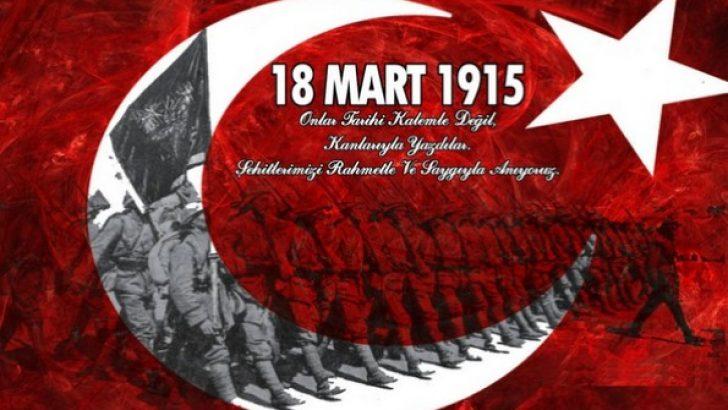18 Mart Unutulmamalı ! Ne güzel söylemiş şair