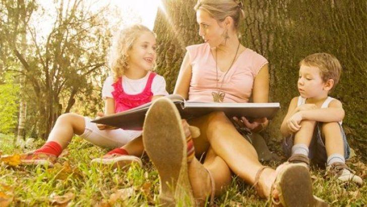 Çocuk Yetişmenin 10 Kuralı