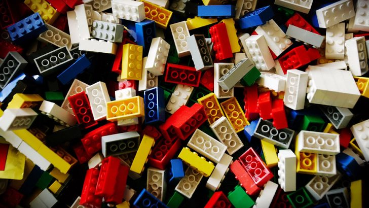 En Eğlenceli Klasikleşmiş Oyun Lego