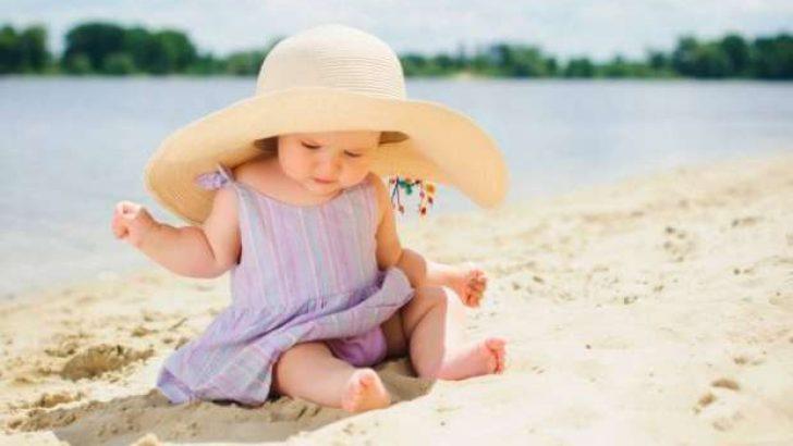 Yazın Bebekler Nasıl Giydirilmeli