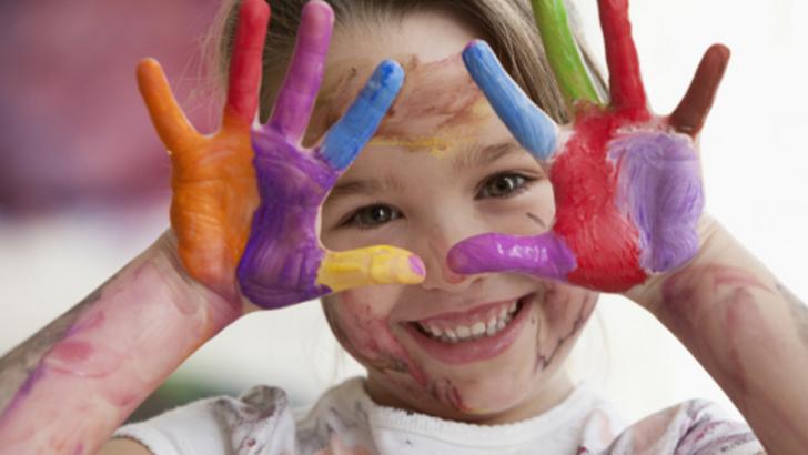 Çocuğunuz Geleceğin Ressamı Olabilir