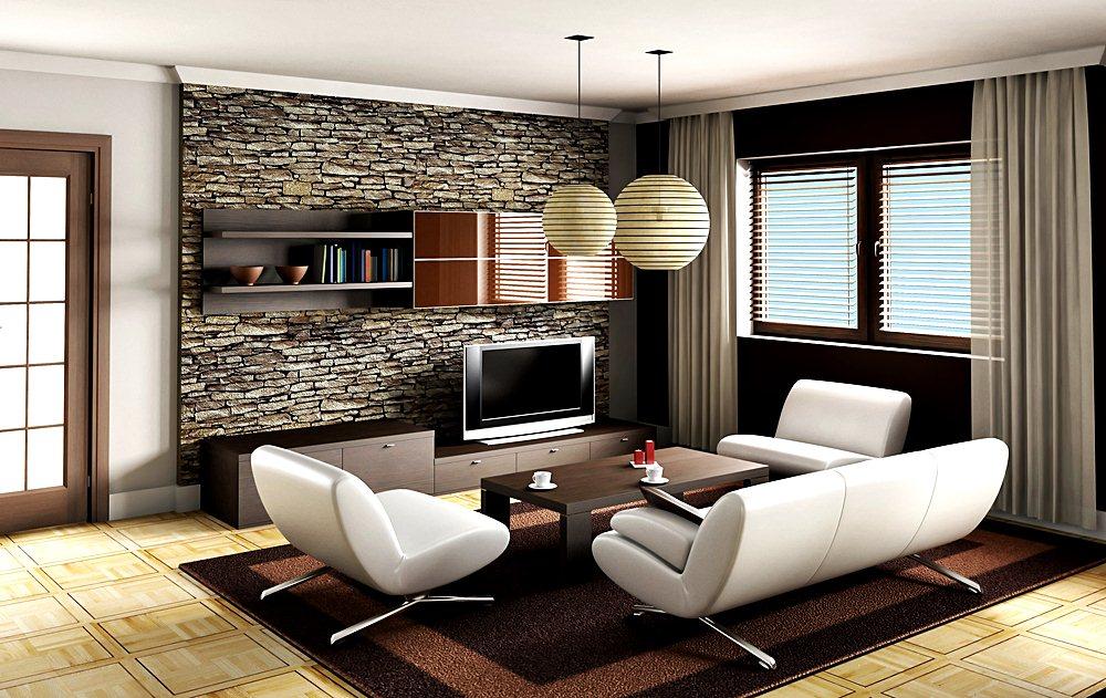 Oturma odasý dekorasyon örnekleri. Oturma odasý mobilyalarý. Modern ev tasarýmlarý.