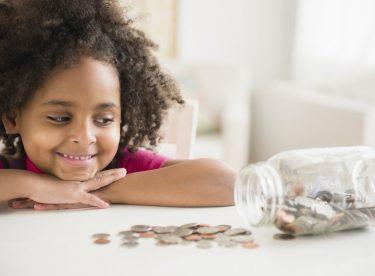 Para Biriktirmeyi Teşvik Eden Çocuk Oyunları