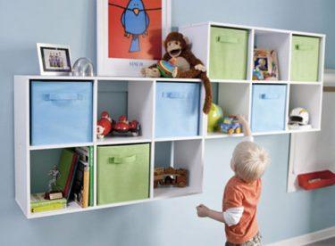 Çocuklara Oda Toplama Alışkanlığı Kazandırma
