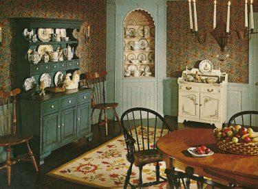Vintage Dekorasyon Stili Nedir ve Nasıl Uygulanabilir?