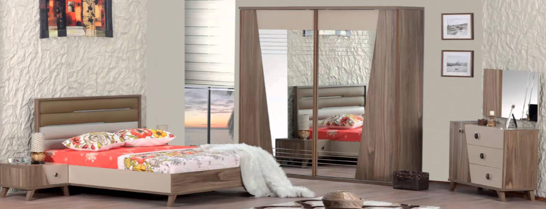 Yatak Odasına Yaz Havası Getirme