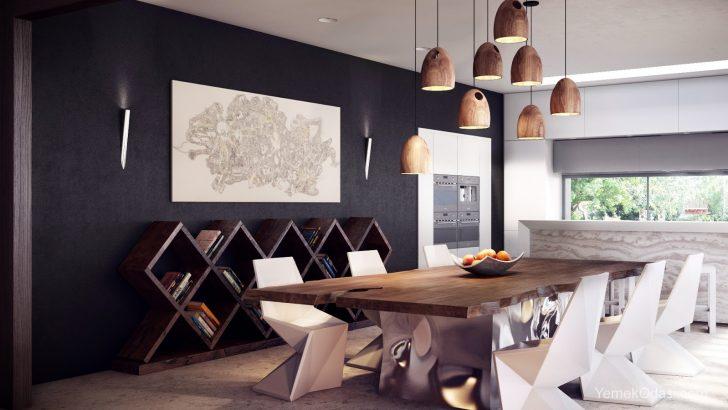 Klasikten Moderne Yemek Odası Takımları