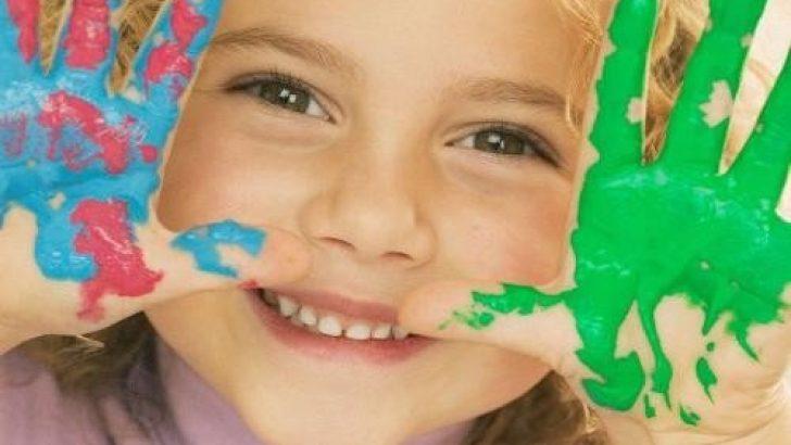 Her Çocuk Ressam Doğar