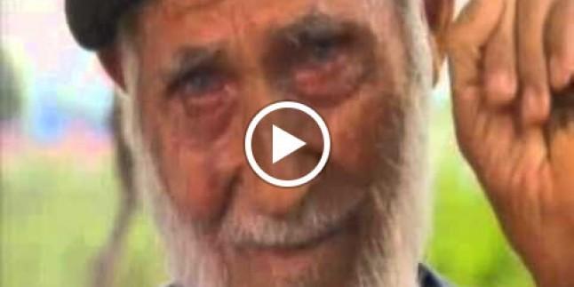 Bu Dede Herkesi Hüngür Hüngür Ağlattı (Gerçek Hikaye)
