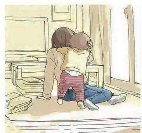Kardeşini seviyormusun Demeyin.. Tabiki de seviyor