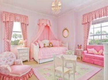 Çocuğunuzun Odasına Renk Katın