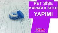 Pet Şişe kapağı ile Minik Kutu Yapımı – Kendin Yap
