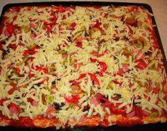 ev pizzası tarifi4