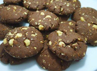 Fındıklı Brownie Kurabiye Tarifi